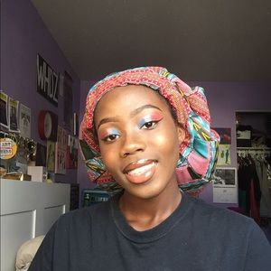 Accessories - African print bonnets (Ankara)